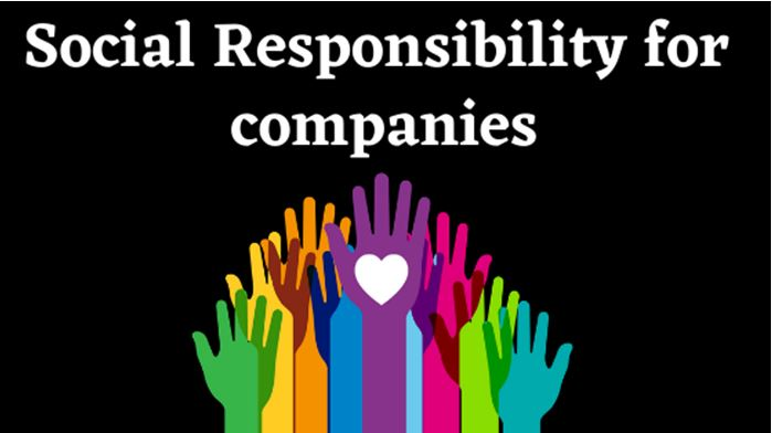 Corporate Social responsibility for companies